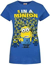 Minions Despicable Me One In a Minion Women's T-Shirt