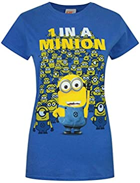Official Minions One In a Minion Women's T-Shirt (XL)