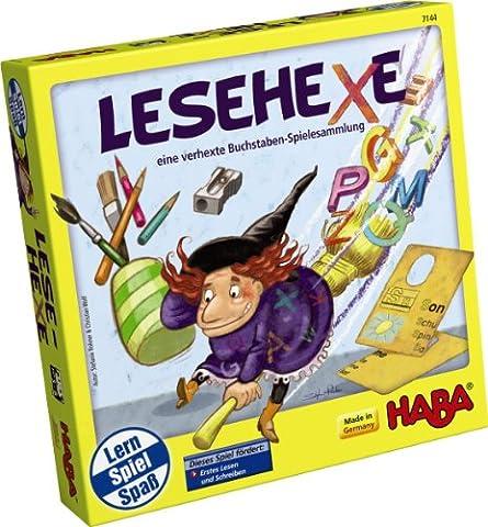 HABA 7144 - Lesehexe Lernspiel