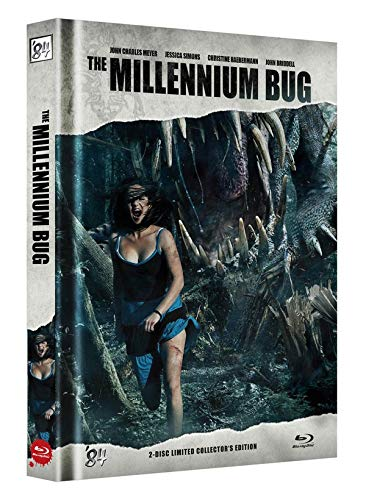The Millennium Bug - Limited Collectors Edition Mediabook - Cover B (+ DVD) [Blu-ray]