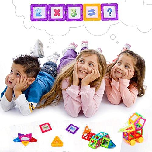 Juguetes Creativos y Educativos Magnéticos