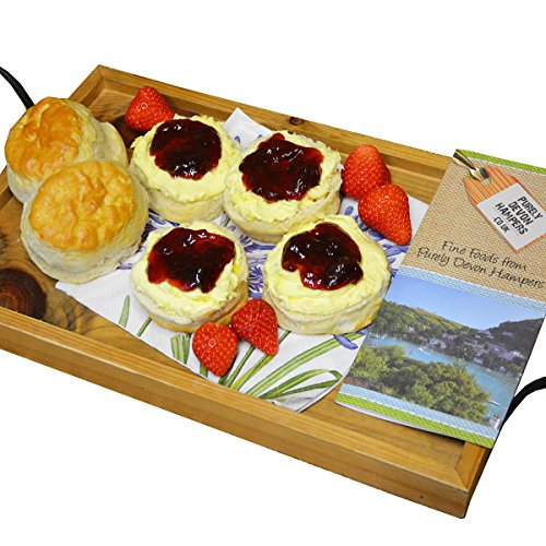 PURELY DEVON HAMPERS - Purely cream tea two mother's day gift