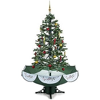 Amazon.de: JEMIDI Weihnachtsbaum mit Schneefall - 75cm Schneiender ...