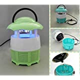 House Of Gifts Mini Home Photocatalyst Mosquito Lamps, Fly Killer , No Radiation, Eletronic Mosquito Catching Machine .