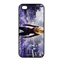 Coque,Once Upon A Time Characters Pattern for Coque iphone SE & Coque iphone 5 & Coque iphone 5S Durable Cell Phone PC Skin