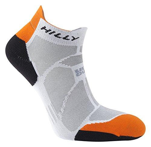 hilly-mens-marathon-fresh-socklet-running-socks-grey-orange-black-large