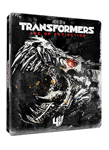 Transformers 4 (Steelbook Br)