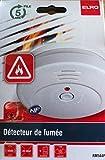 Elro RM144F-5 Détecteur de Fumée NF - Autonomie de 5 ans.