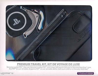 Officially Licensed Premium Travel Kit (PSP)