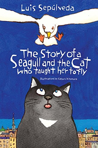 The Story of A Seagull and the Cat Who Taught Her