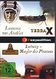 Terra X, Lawrence von Arabien + Imhotep, Magier des Pharaos, Serie