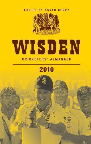 Wisden Cricketers' Almanack 2010 by Scyld Berry ( 2010 ) Hardcover