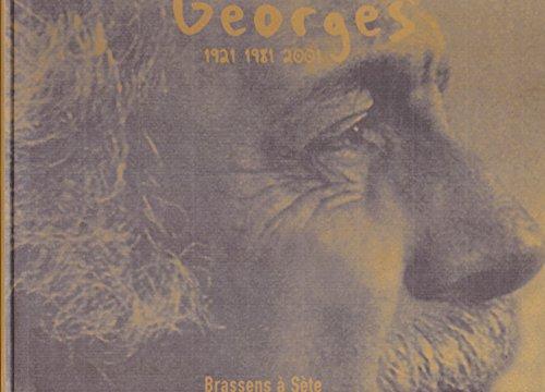 Georges Brassens  Ste, hommage de sa ville natale (1921-1981-2001)