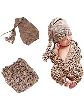 TININNA Newborn Neonato Fotografia Props Baby Prop Coperta Stretch Wrap Fotografia Coperta