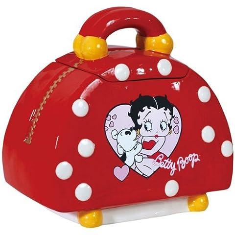Westland Giftware Ceramic Betty Boop Handbag Cookie Jar, 9-Inch by Westland Giftware
