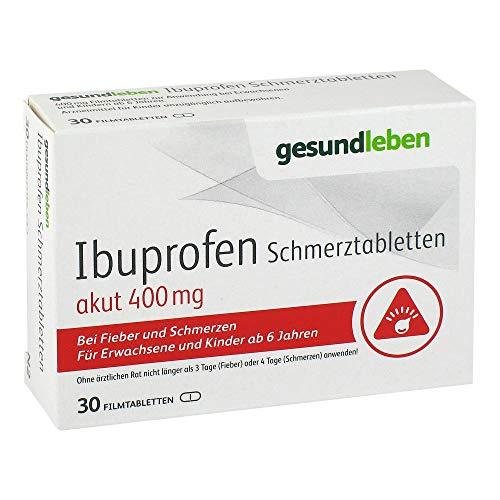 Ibuprofen Schmerztablette 30 stk