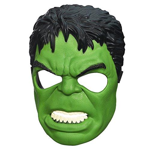 Marvel Age of Ultron Avengers Hulk Maske