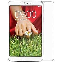 LG G Pad 8.3Protector de pantalla–lokeke Protector de pantalla de cristal templado para LG G Pad 8.3,9h dureza, 0,3mm de espesor, fabricado en cristal
