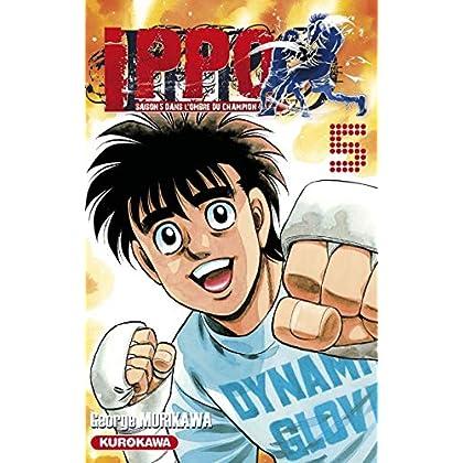 Ippo - saison 5, Dans l'ombre du champion - tome 05 (5)
