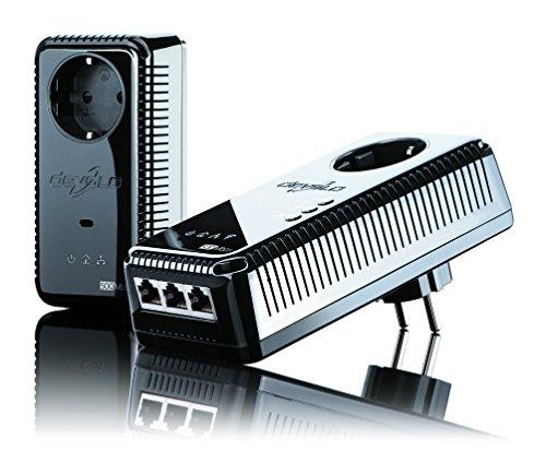 Devolo dLAN pro 500 Wireless+ Powerline Starter Kit