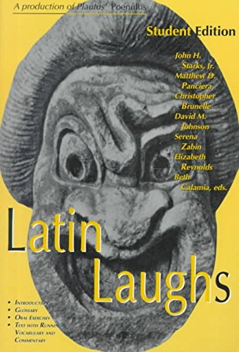 [Latin Laughs: A Production of Plautus'