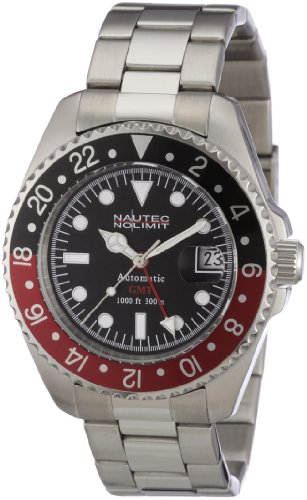 Nautec No Limit DS AT-GMT/STSTRDBK