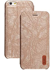 Best New Apple iphone 7 plus Case cover, Apple iPhone 7 plus Gold Designer Style Wallet Case Cover