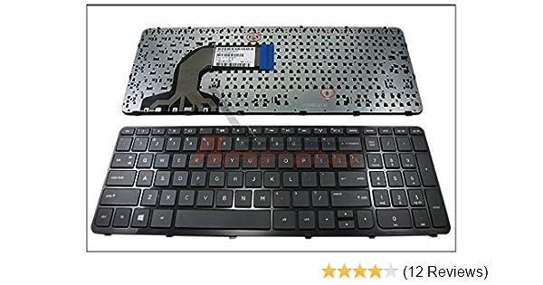 HP Pavilion 15-N093NR HP Pavilion 15-N092EL HP Pavilion 15-n093el Keyboards4Laptops UK Layout Black Frame Black Windows 8 Laptop Keyboard for HP Pavilion 15-n091sr HP Pavilion 15-N092NR