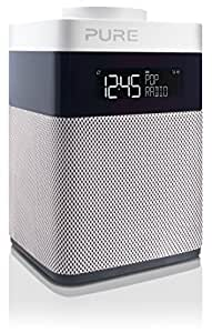 Pure POP Mini (DAB/DAB+ Digitale e FM Radiosveglia) Bianco