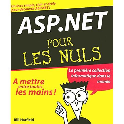 ASP.NET POUR LES NULS