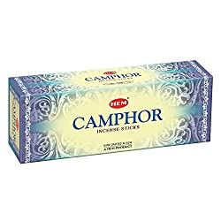 Hem Camphor Incense Stick...(9.3 cm X 6.0 cm X 25.5cm, Black )