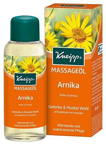 Kneipp Gelenke und Muskel Wohl Arnika-Öl, 100 ml