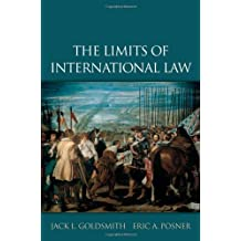 The Limits of International Law by Jack L. Goldsmith (2005-02-03)