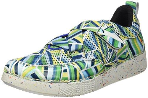 The Art Company Herren 1132 Fantasy I Express Sneakers Mehrfarbig (Stripes)