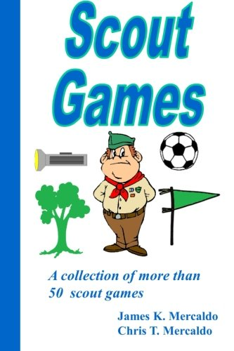 Price comparison product image Scout Games: A collection of more than 50 scout games