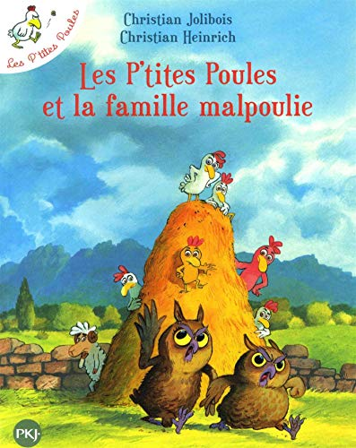 Les P'tites Poules et la famille malpoulie T16 (16)
