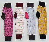MyLeeni, Babyhose, Kinderhose, Pumphose'Monkey Pants' Affe, Blumen, Streifen, Falmingo, Ente, Gr. 92, rosa, weiß, grau, beige, Mädchen