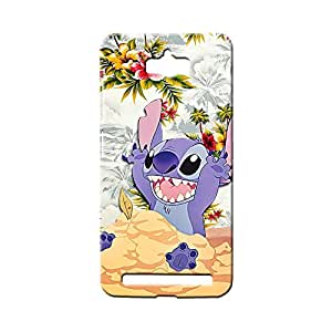 BLUEDIO Designer 3D Printed Back case cover for Asus Zenfone Max - G5089