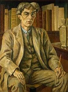"""Fine Arts Reproduction: Roger Eliot Fry """"Self portrait"""" 59 x 80"""