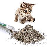 Yanhonin Catnip Juguete–Bola de Hierba de Gato–Bio–Dulces de mascar para Gato–para Animal doméstico