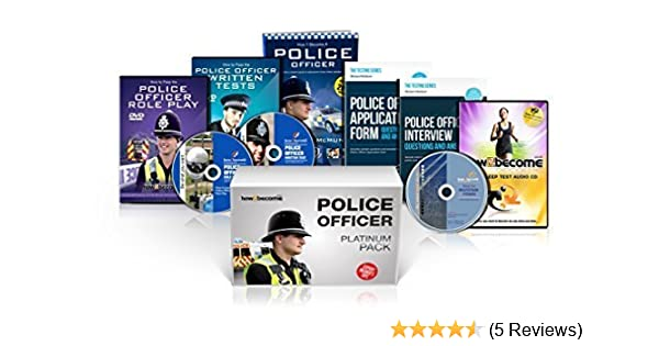 POLICE OFFICER Recruitment Platinum Package Box Set: How to