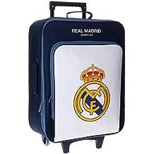 Real Madrid Magnum Equipaje Infantil, 52 cm, 26 litros