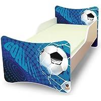 Preisvergleich für Best For Kids Kinderbett 90x200 ohne Matratze - Goal