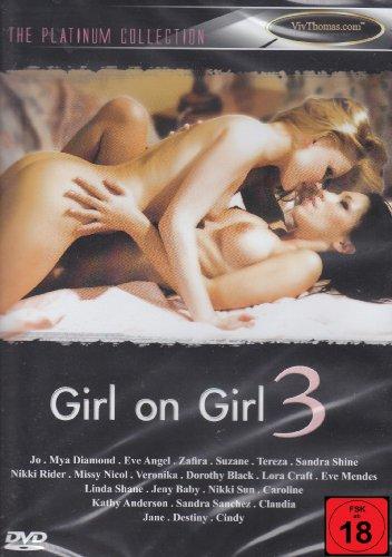 Girl on Girl 3 - Sun Diamond Girl