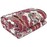 Shopnetix Microfiber Single Bed AC Blanket\Dohar - Multicolor (Design 1, Single Bed)