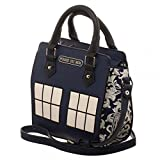Doctor Who Tardis Polizei Box Juniors Mini Kurze Handtasche