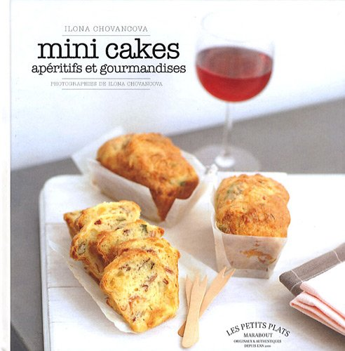 Mini cakes par Ilona Chovancova
