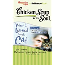 Chicken Soup for the Soul What I Learned from the Cat: 20 Stories About Love and Letting Go