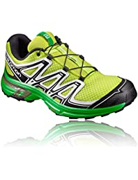 Amazon.it  Verde - Scarpe da Trail Running   Scarpe da corsa  Scarpe ... dbe89cf08ca