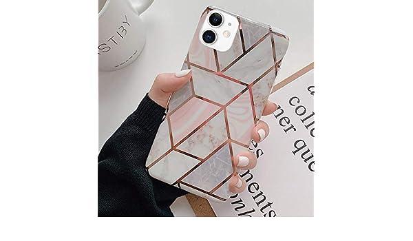 Saceebe Compatibile con Custodia iPhone 11 pro max Silicone TPU